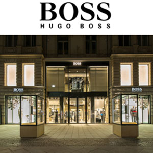 City Talk im BOSS STORE Berlin Kurfürstendamm