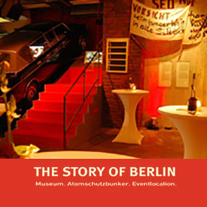 City Talk der AG City in The Story of Berlin