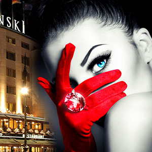 RED DIAMOND SILVESTERGALA im Kempinski am Kudamm